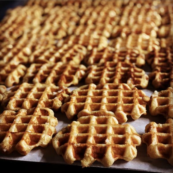 Taylor's Sugar Waffles