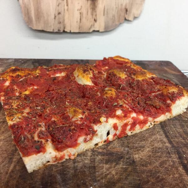 Tomato Pie (cut)